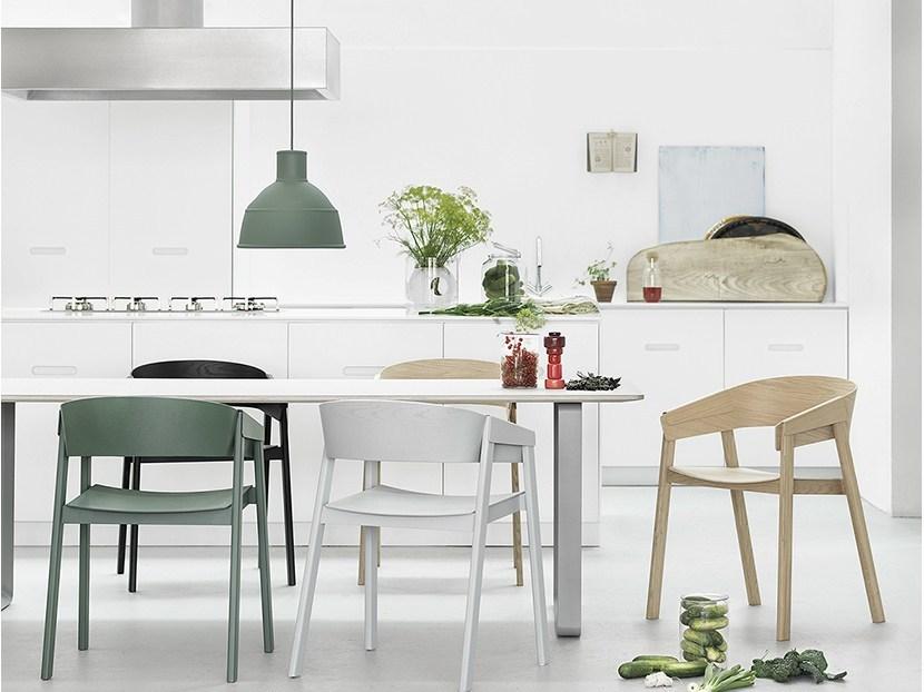 Cover la nuova sedia in legno di muuto for Sedia e un nome primitivo o derivato