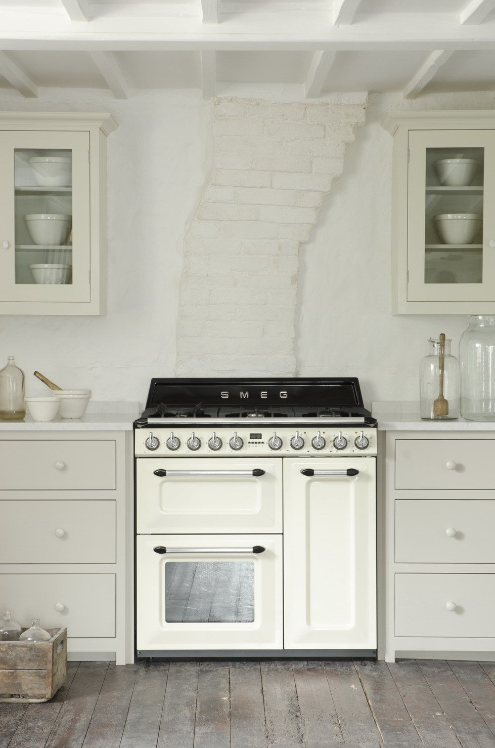Awesome Cucina A Gas Smeg Images - harrop.us - harrop.us