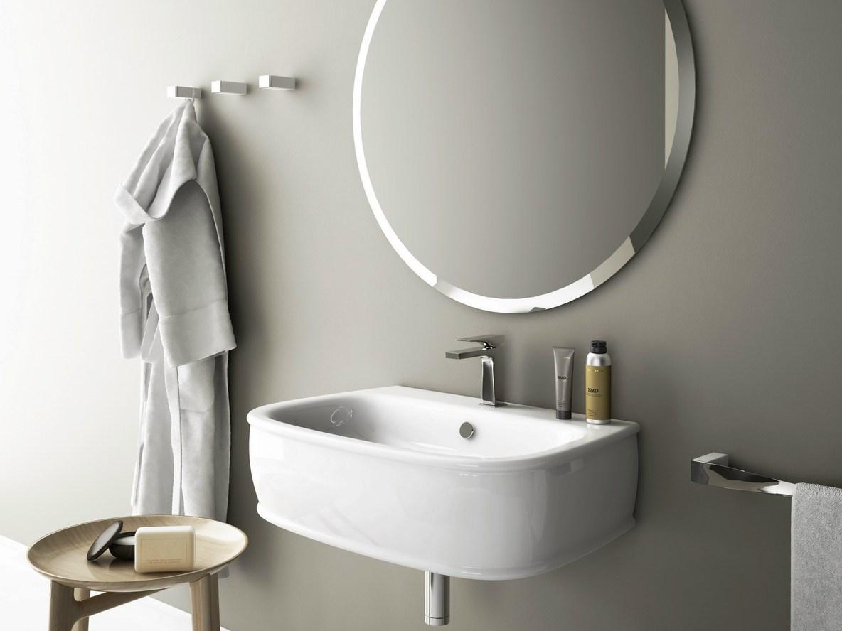 specchio da bagno rotondo: specchi da bagno ad ognuno il suo ... - Specchi Rotondi Per Bagno