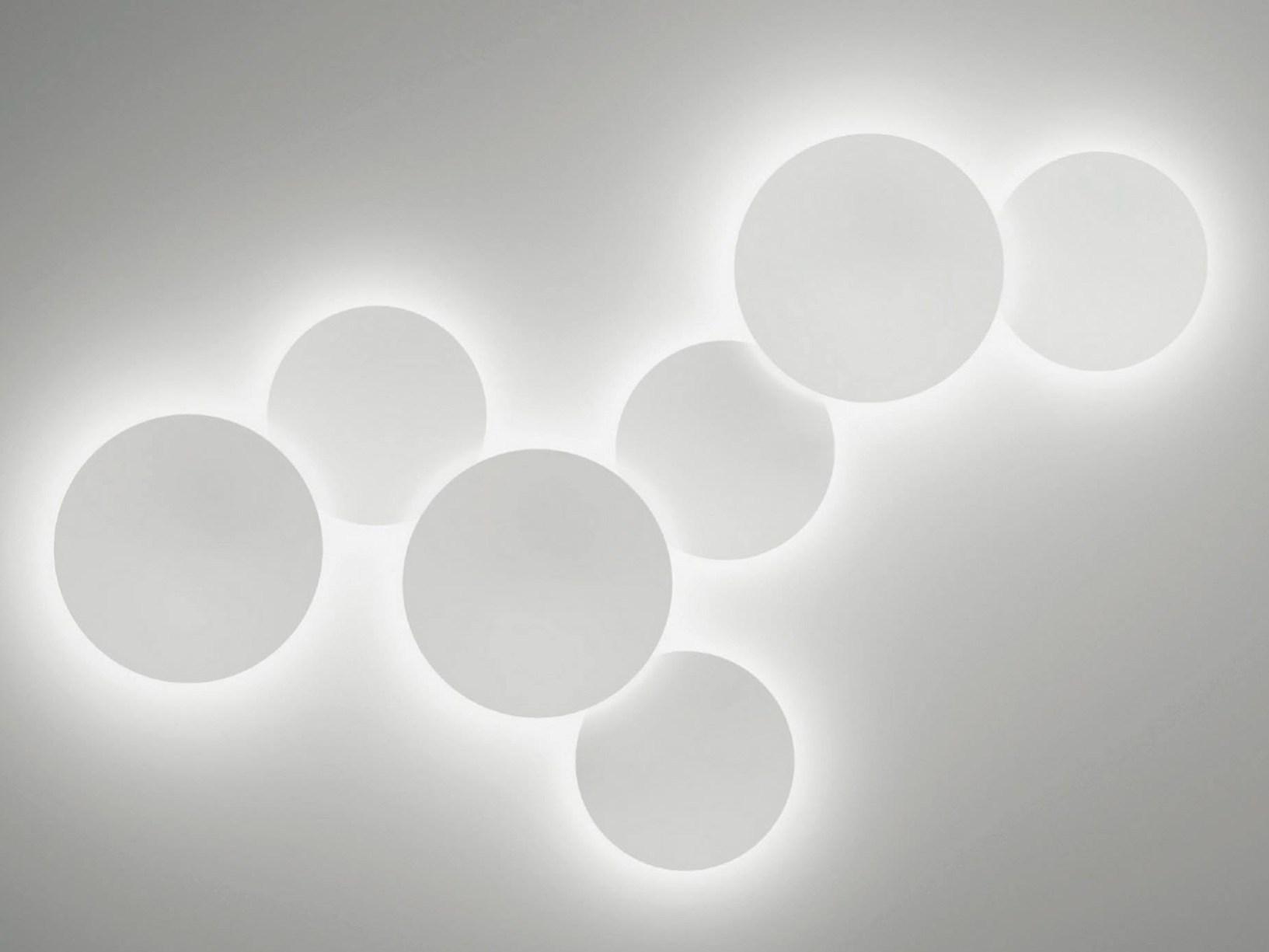 Design innovativo per le lampade da parete vibia - Illuminazione da parete design ...