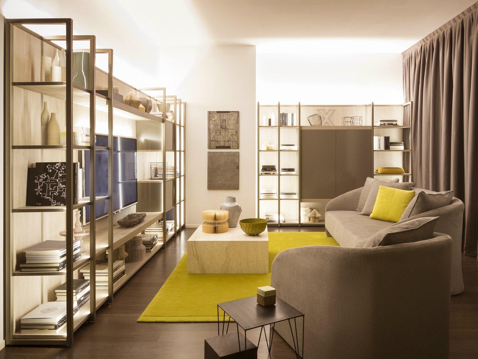 Milano matteo nunziati e natevo per un appartamento di for Interior design agency milano