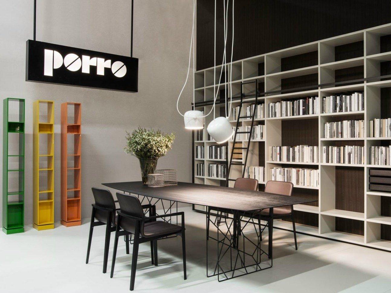 Gallery of arredare ufficio in casa le proposte porro per for Porro arredamenti biassono