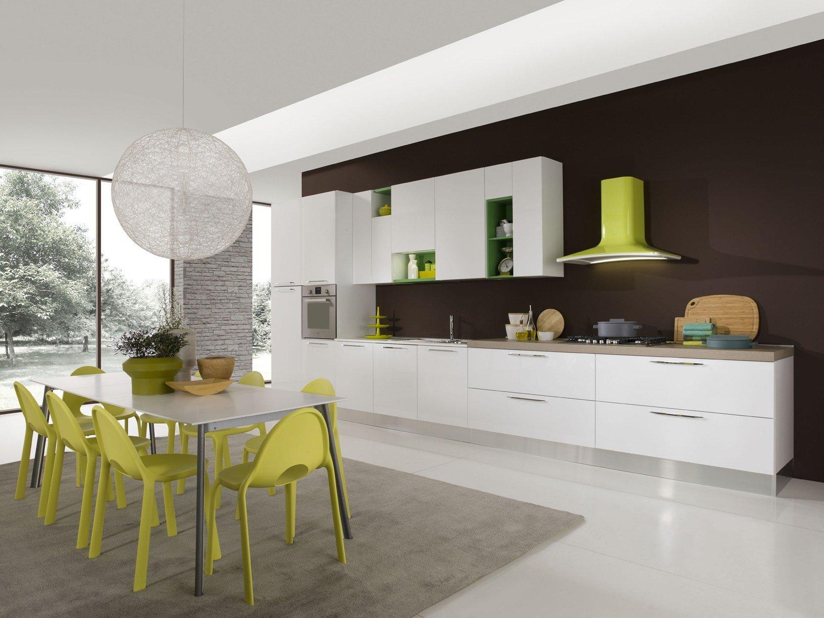 aran cucine presenta in anteprima bella. Black Bedroom Furniture Sets. Home Design Ideas