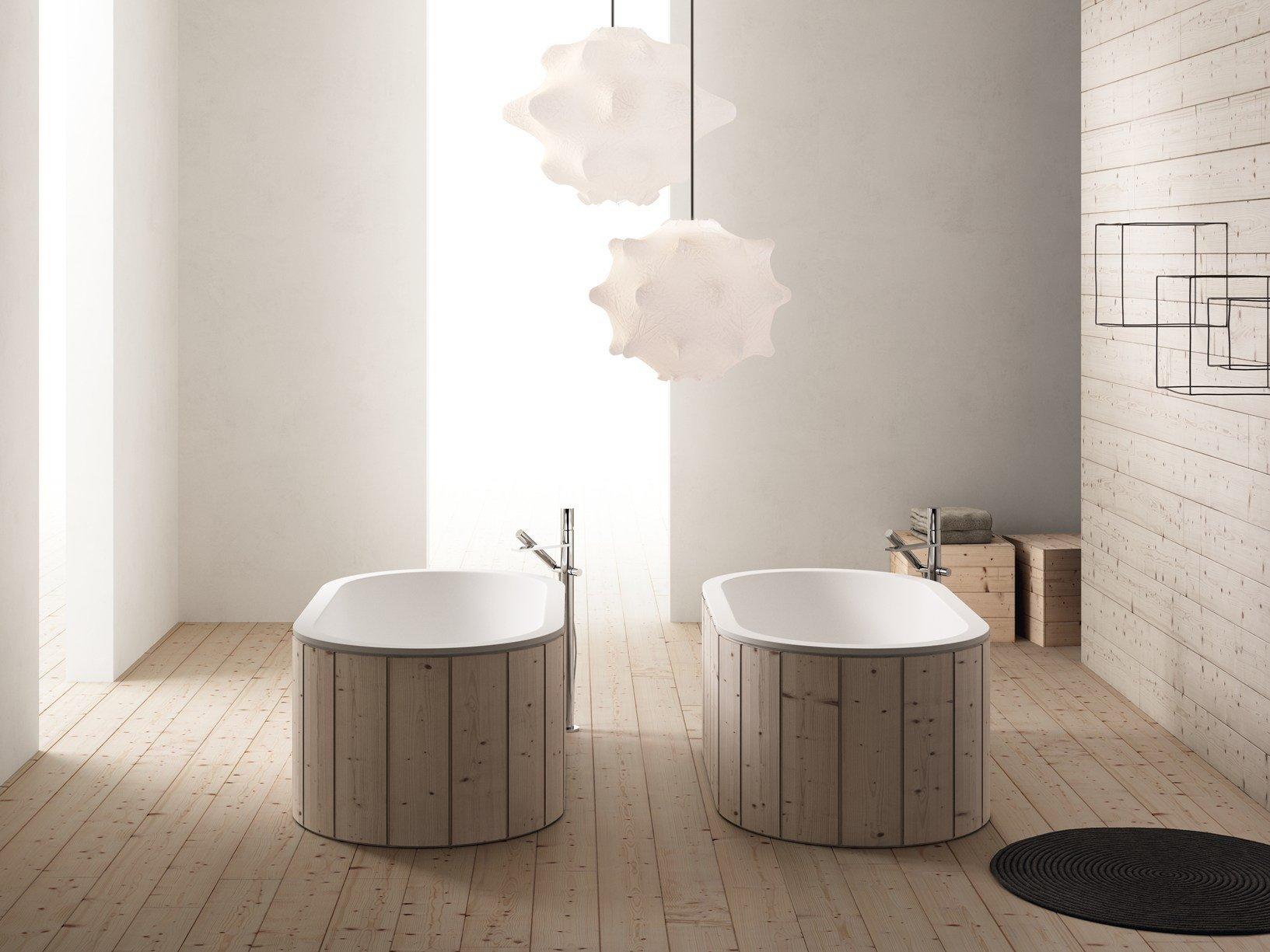 essenzialitÀ e legno: le collezioni cielo al salone del bagno - Arredo Bagno Cielo