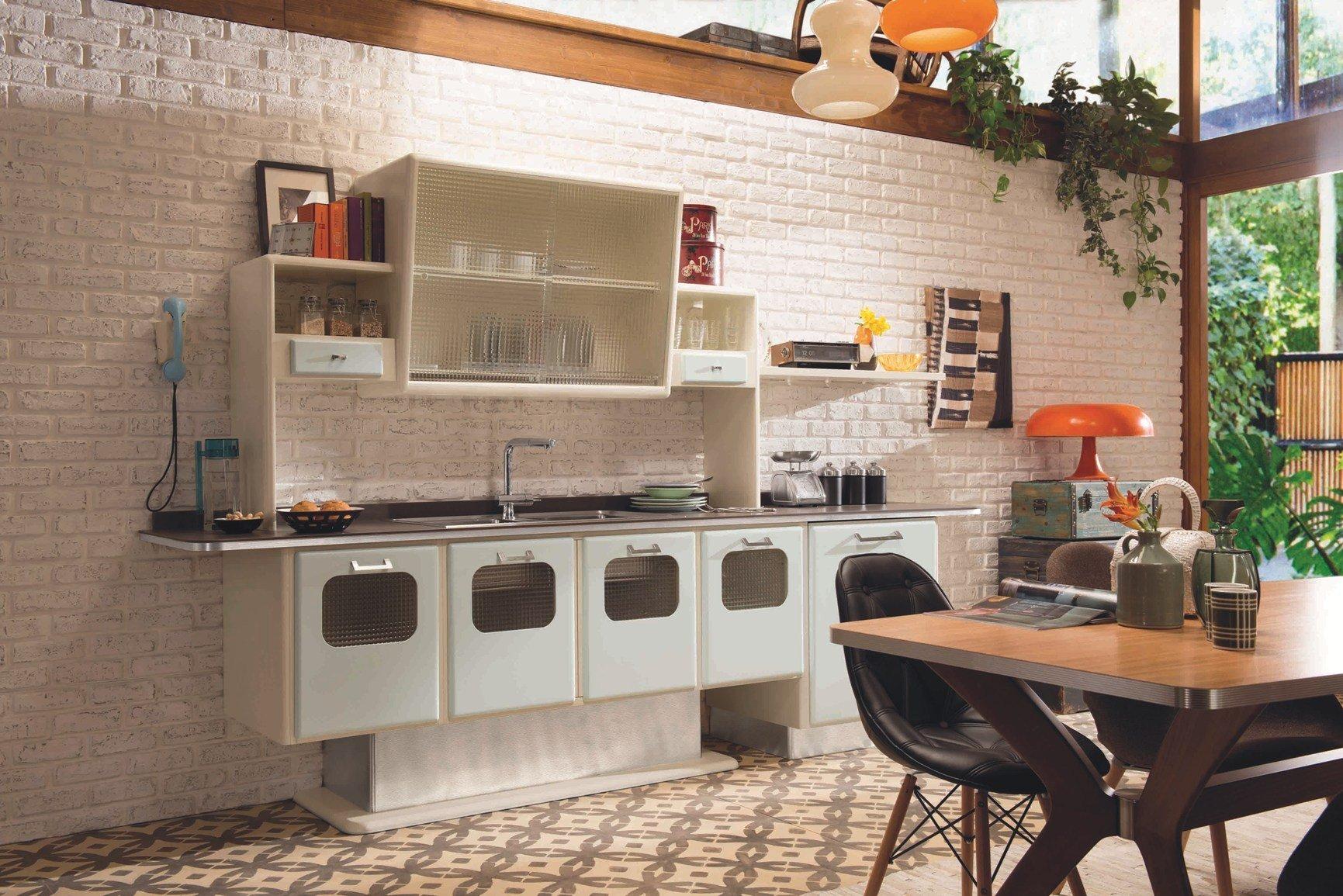 Marchi cucine presenta il nuovo modello st louis a eurocucina - Marchi di cucine ...