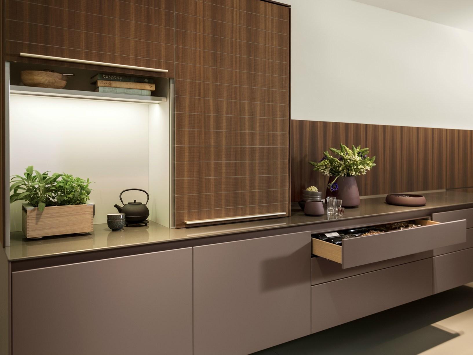 le cucine bulthaup al fuorisalone. Black Bedroom Furniture Sets. Home Design Ideas