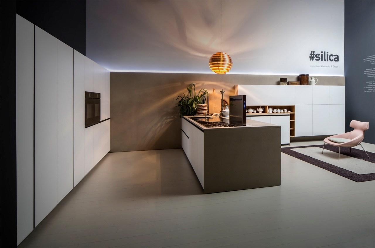 Marconato zappa firmano le nuove cucine comprex - Cucine nuove ...