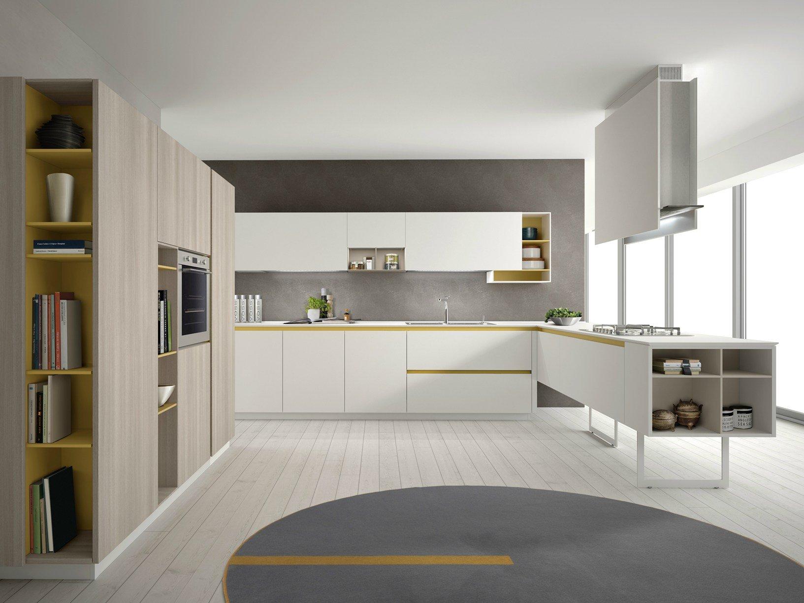 Gruppo euromobil presenta la 39 casa totale 39 a isaloni 2014 - Gruppo 5 cucine ...