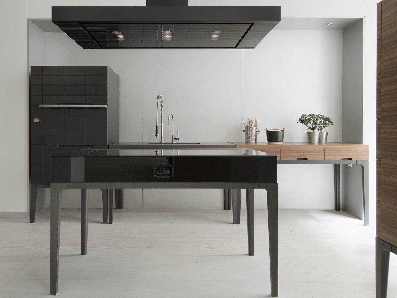 jean michel wilmotte firma la collezione la cornue w. Black Bedroom Furniture Sets. Home Design Ideas