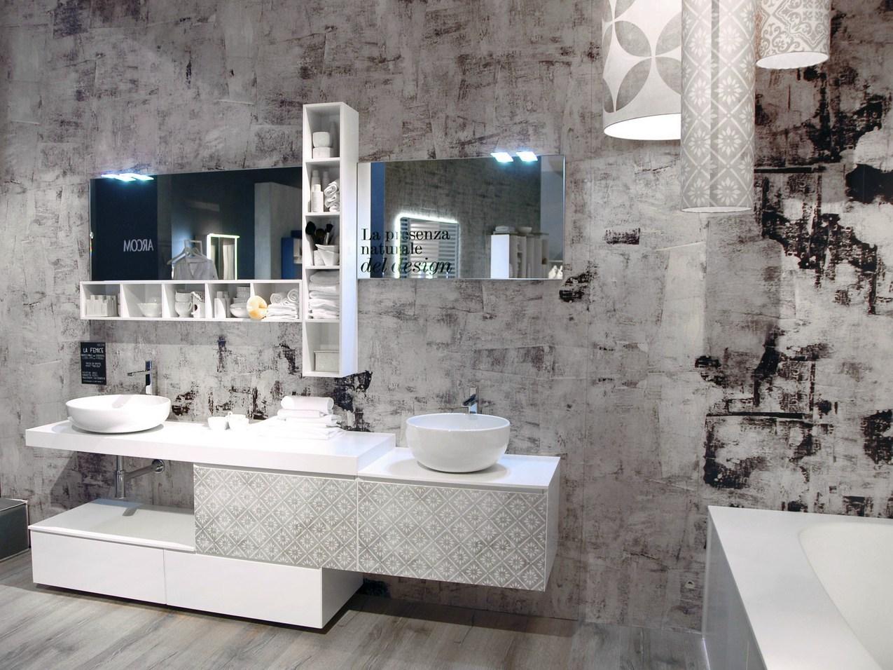 le nuove collezioni arcom per l'ambiente bagno - Arredo Bagno Arcom