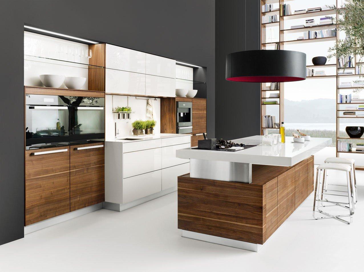 team 7 presenta le cucine k7, linee, loft - Cucine Loft