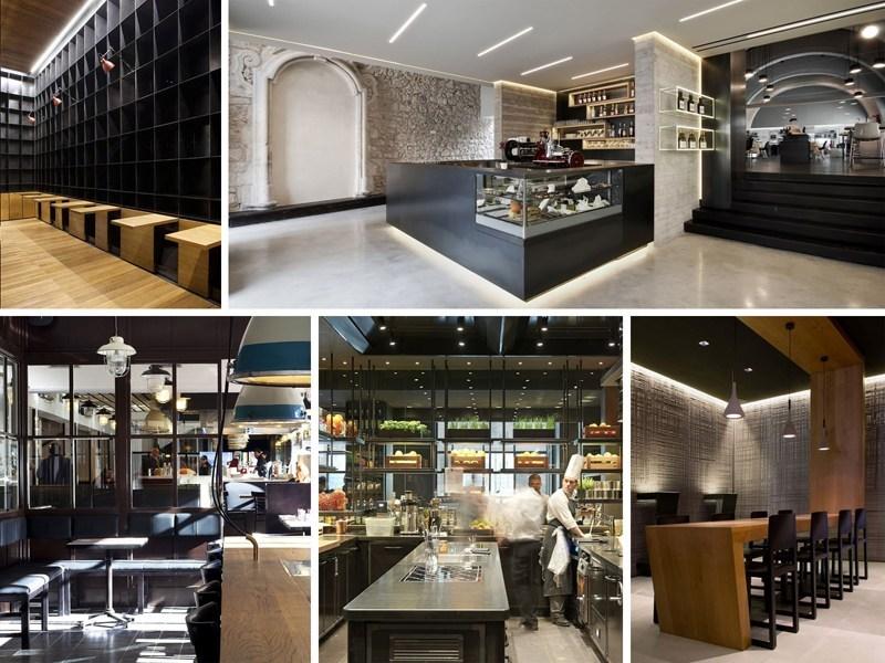 39 bar e ristoranti d autore 2014 39 la cerimonia di premiazione - Studi architettura d interni milano ...