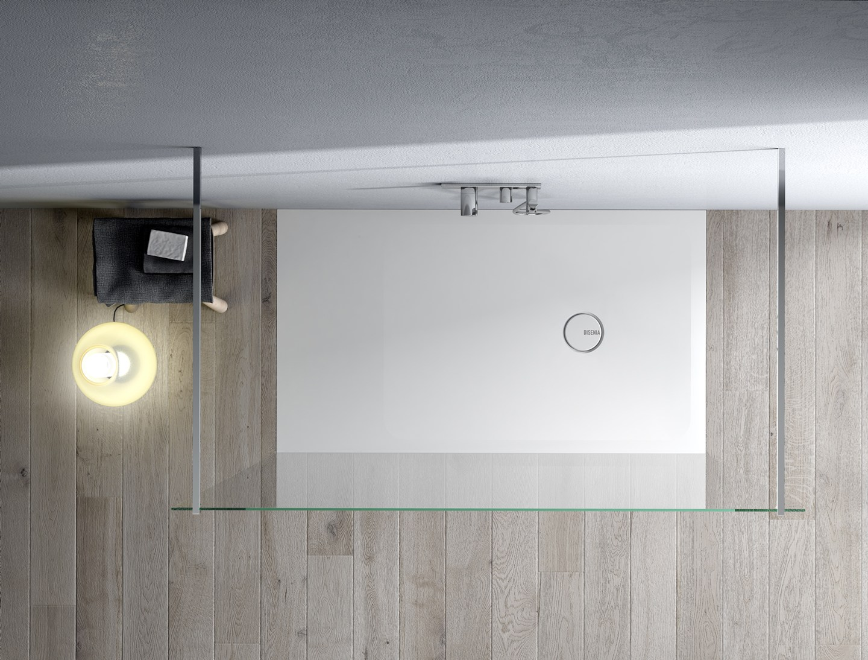 Onda by disenia essenzialit e modularit - Disenia piatto doccia ...