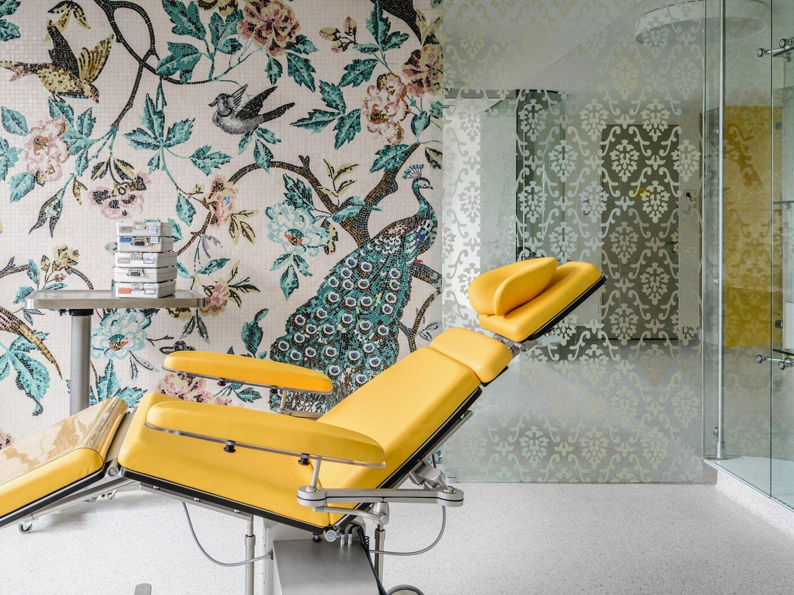 Ku64 ispirazione rococ per le pareti floreali - Decorazioni floreali per pareti ...