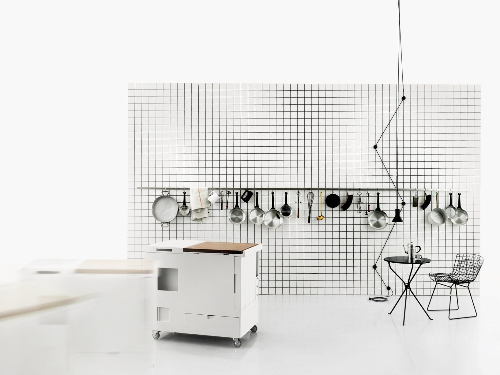 Minikitchen di joe colombo al 39 triennale design museum 39 for Le bon coin ameublement 58