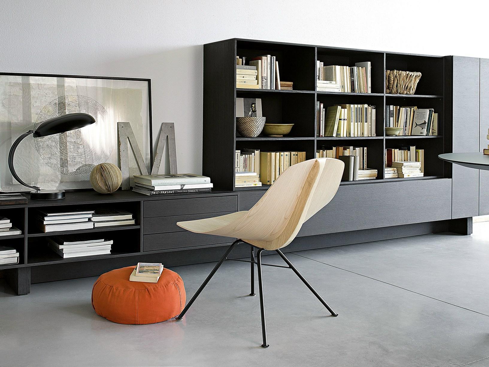 Il mondo lema raccontato attraverso ambienti total living for Mobili soggiorno design