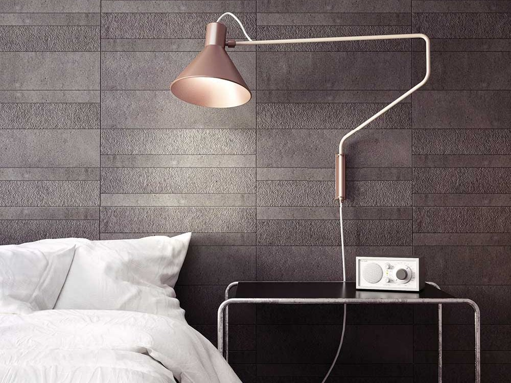 Rivestimenti in ceramica per arredare la camera da letto - Decori camera da letto ...