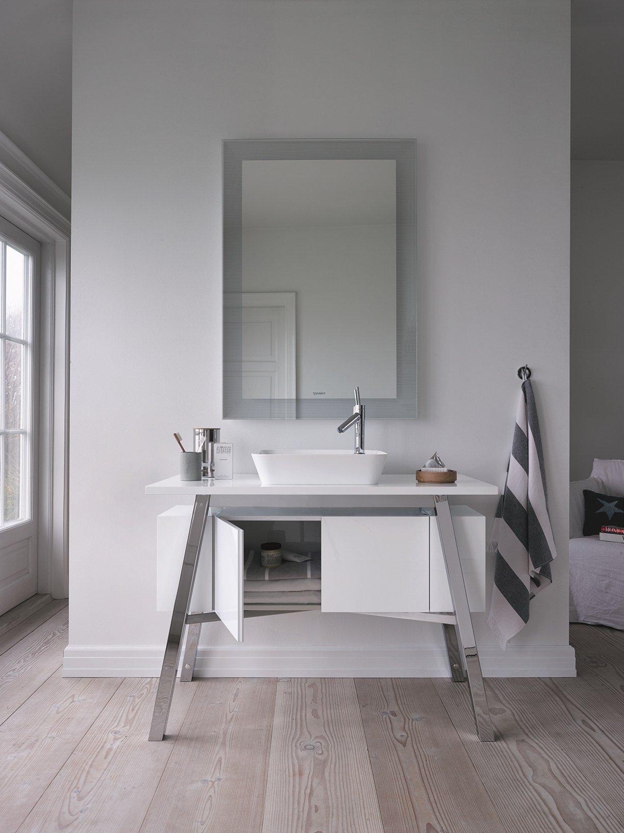 cape cod di philippe starck la natura come elemento essenziale della stanza da bagno. Black Bedroom Furniture Sets. Home Design Ideas