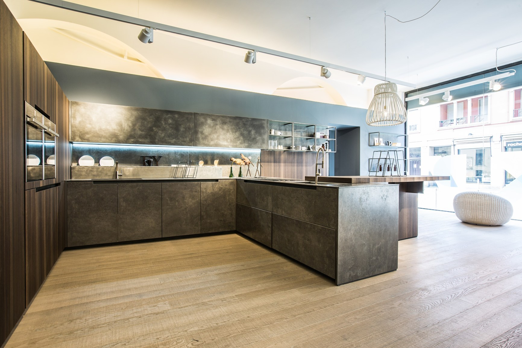 Awesome Cucina In Ferro Contemporary - Design & Ideas 2017 - candp.us