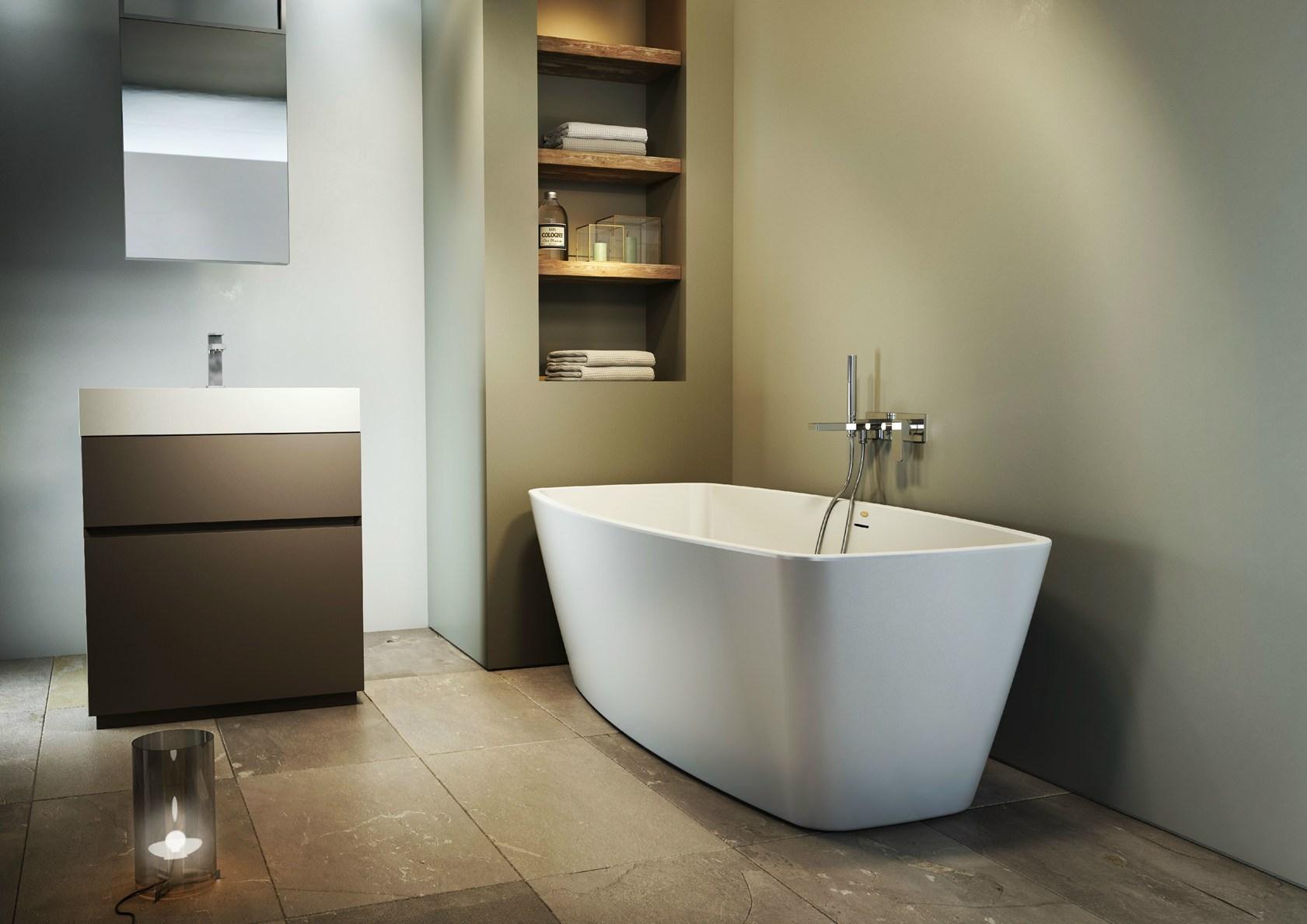 Le nuove vasche centro stanza jacuzzi - Vasche da bagno jacuzzi ...