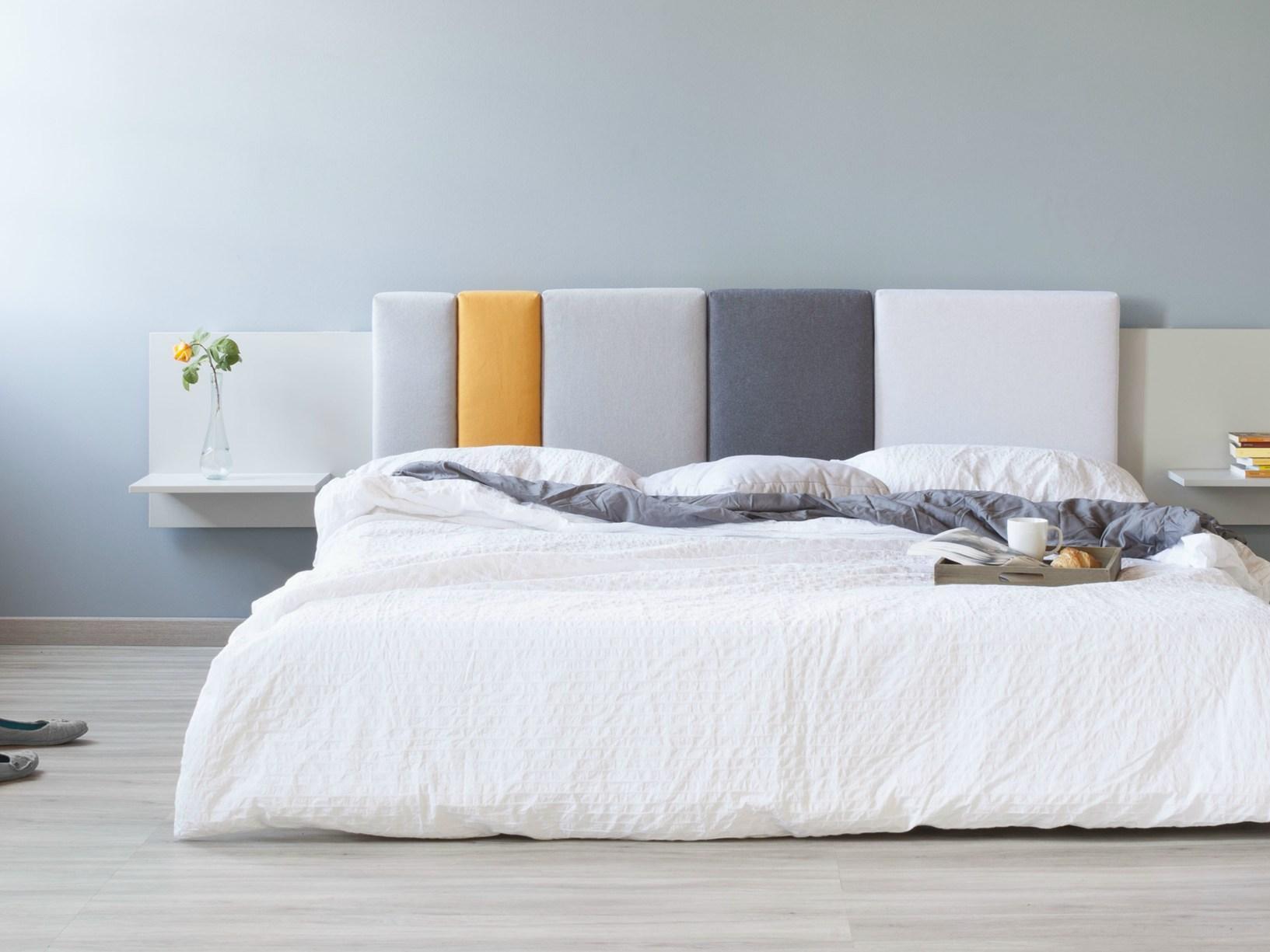 Comoditi la testiera letto modulare personalizzabile e funzionale - Testiera letto design ...