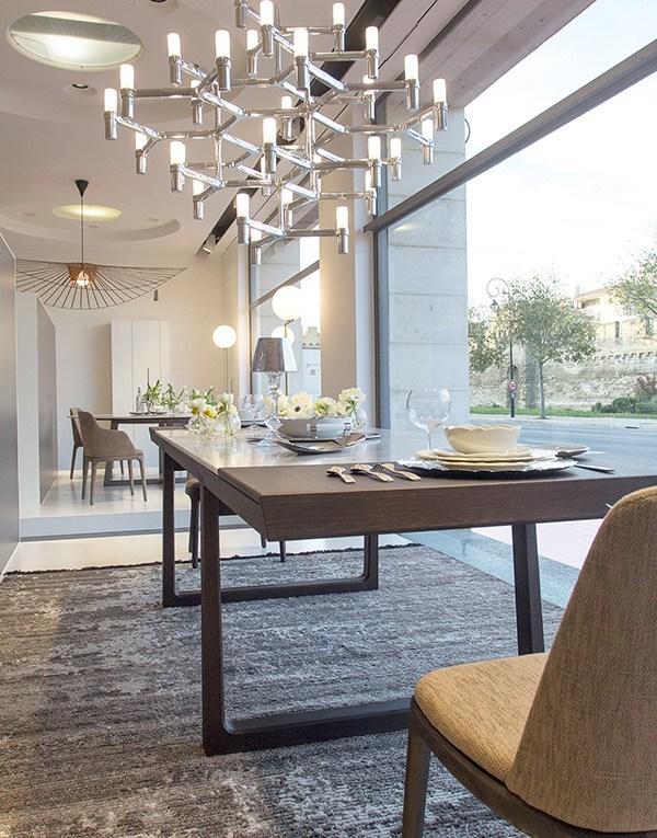 39 casa poliform 39 interpretata da christophe pillet. Black Bedroom Furniture Sets. Home Design Ideas
