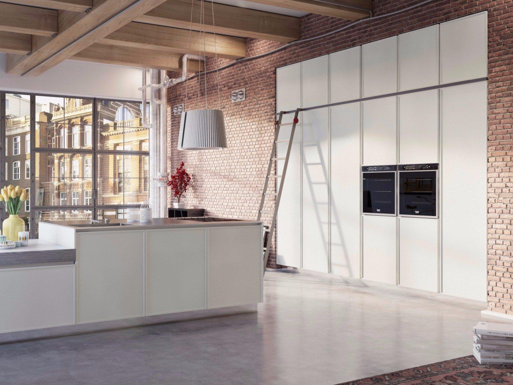 piÙ spazio in cucina con loft system - Cucine Loft