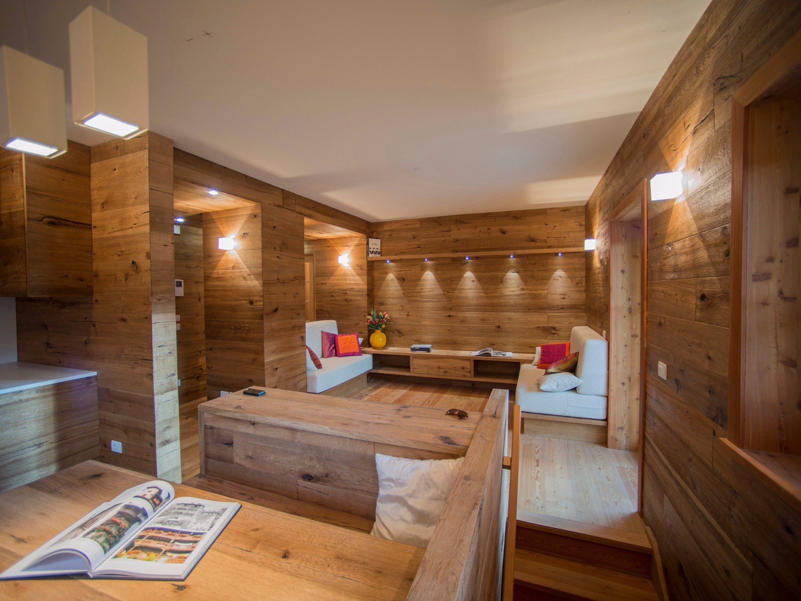 Un nido in legno immerso nel verde - Arredi case moderne ...