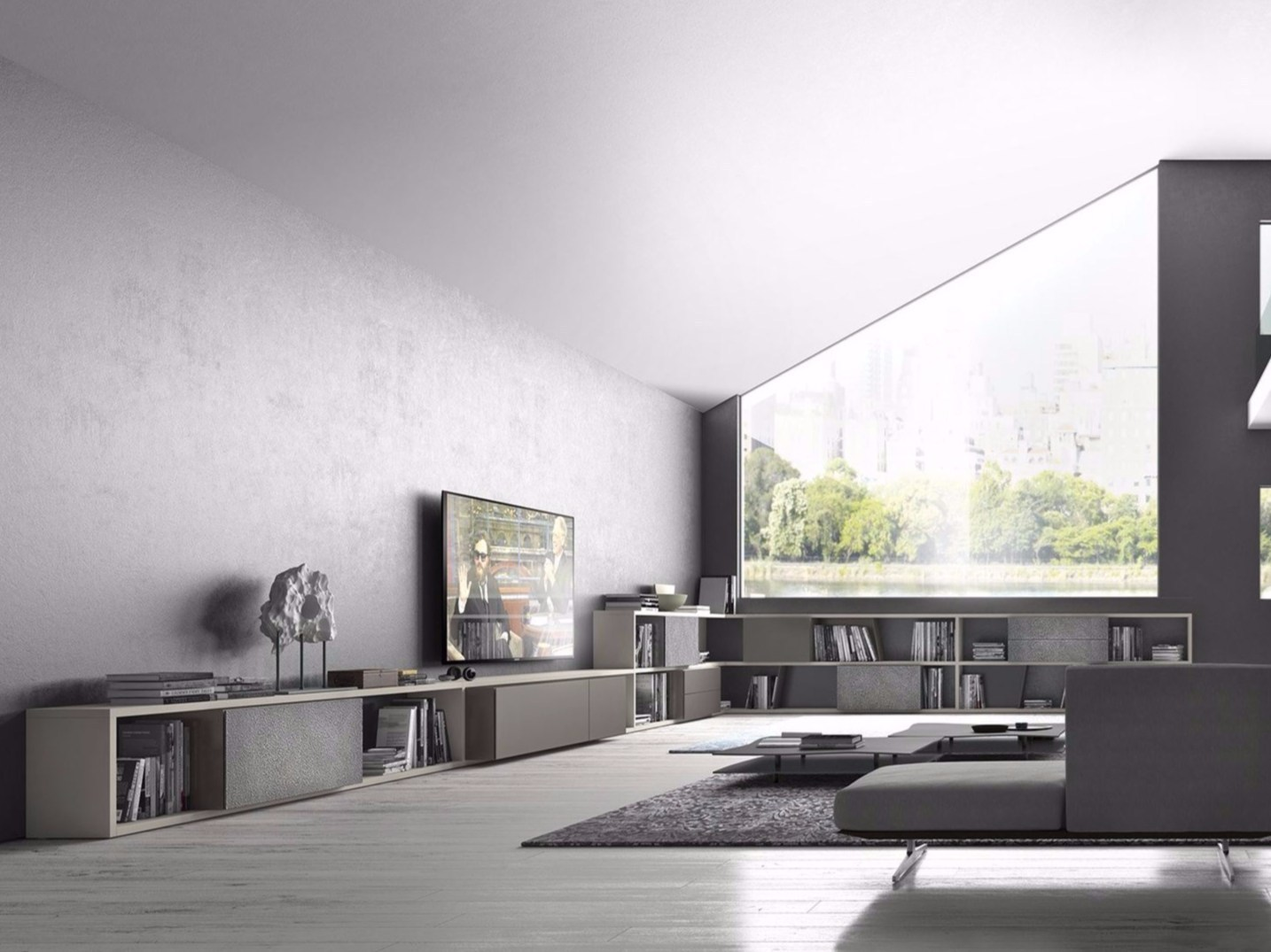 PRESOTTO LIVING MATERIALS