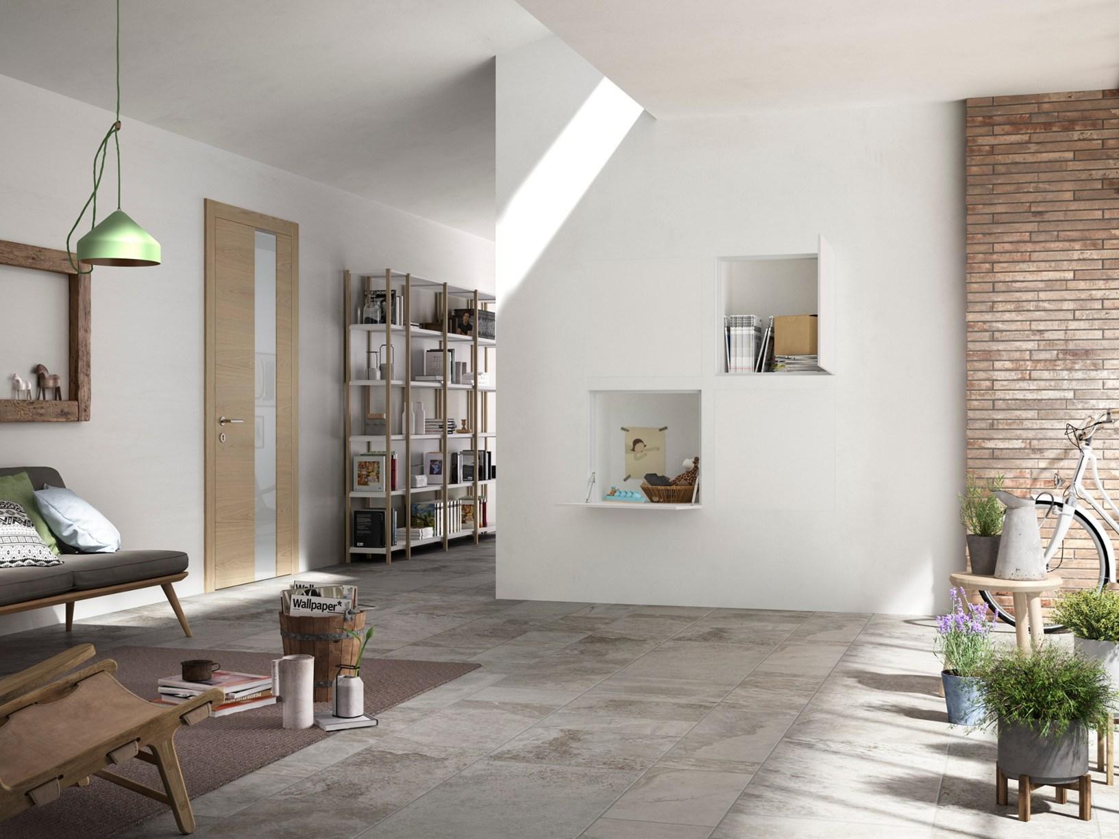 Chiusure minimaliste per ogni spazio della casa for Interni case minimaliste
