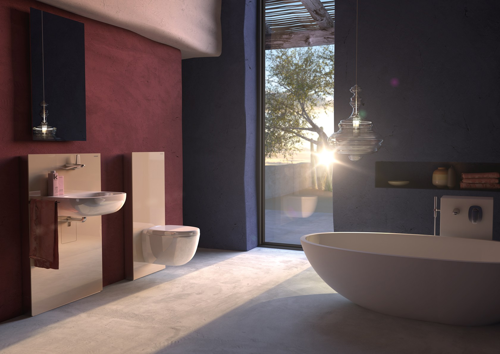 Tecnologia e design per progettare il bagno sostenibile - Progettare il bagno on line ...
