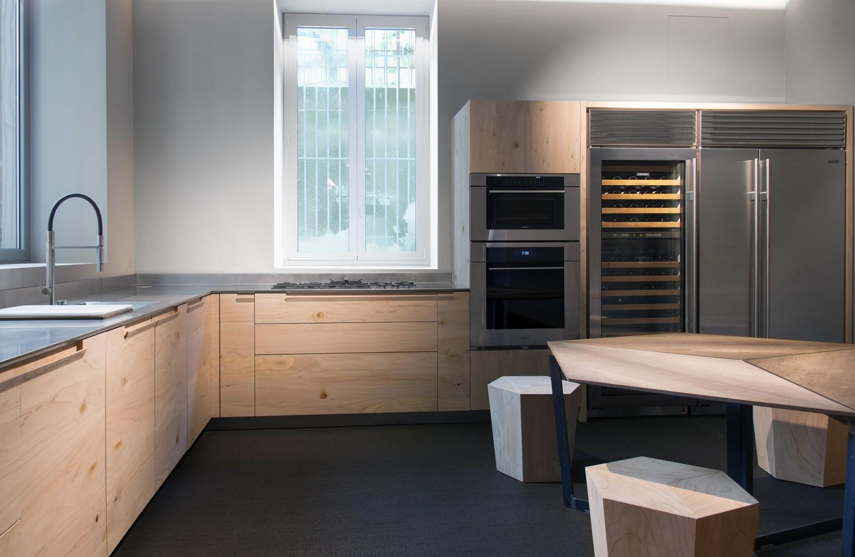 Cucine Toncelli Prezzi : A milano il nuovo spazio toncelli
