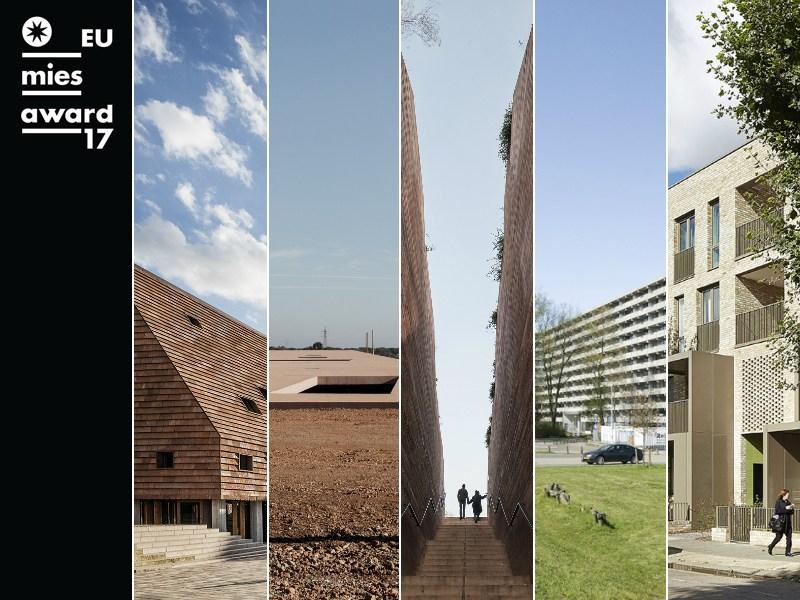 Annunciati i 5 progetti finalisti del premio mies van der - Premio mies van der rohe ...