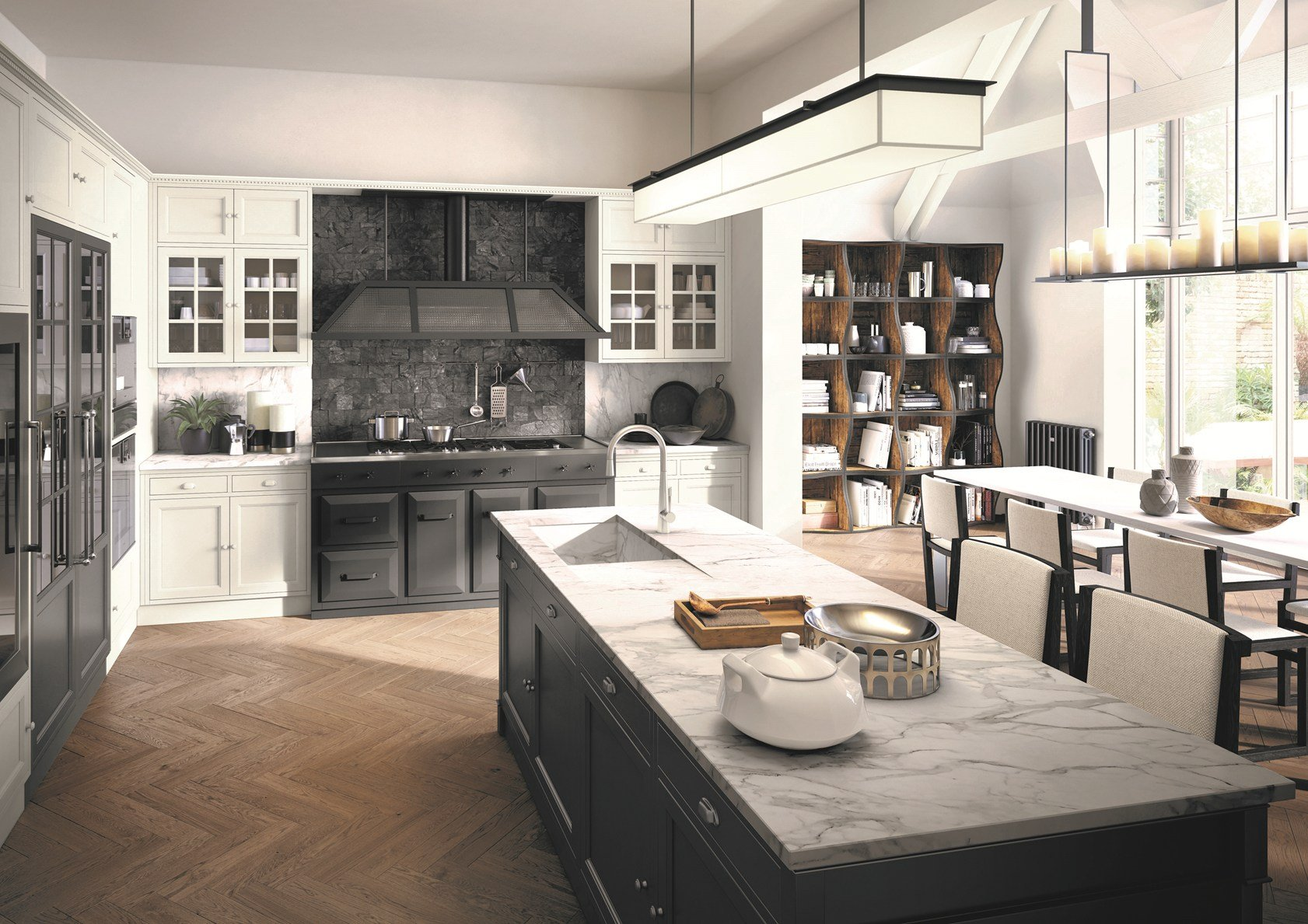 Linea artis di marchi cucine - Tipologie di cucine ...