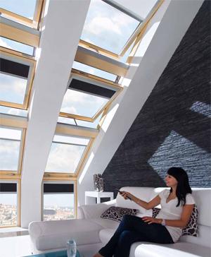 Fakro finestre ed accessori edilportale for Finestre tetto fakro