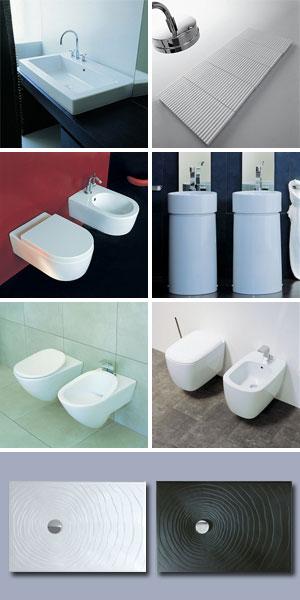 Ceramica flaminia sanitari e ambiente bagno di design - Sanitari bagno flaminia ...
