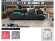 "Italgraniti Group lancia ""Fill up the #Italgranitibox"""