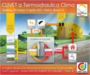 Clivet parteciper� a Termoidraulica Clima