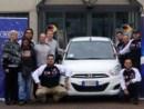 Premiato con una Hyundai i10 il vincitore di �Hep2O Acorn� di Wavin Italia