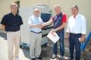 Emergenza caldo nell�Emilia segnata dal terremoto: ELCO Italia sostiene il Comune di San Prospero