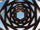 Moretti Interholz: coperture in legno lamellare e geometrie per l�architettura