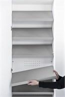 Blio Shoe rack, Kristalia