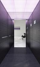Home Elevator HE7 di ThyssenKrupp Encasa: la ricerca scientifica incontra il design