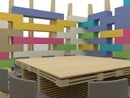 Color Trainer di Chr�on colora lo stand LEGO� al Salone del Restauro