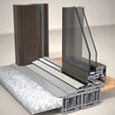 La nuova porta scorrevole in alluminio di Finstral