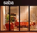 Stand Saba al Salone del Mobile © Saba italia