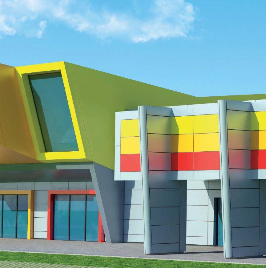 Pannelli metallici isolanti for Piani di costruzione di edifici in metallo