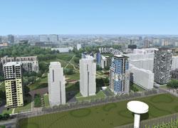 Nasce a Milano 'Parco Adriano', una nuova città nel verde
