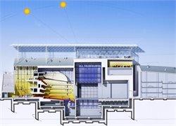 Renzo piano per il nuovo centro culturale di atene for Progetti di renzo piano
