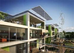 La casa off-grid, autosufficiente e sostenibile